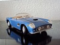 1:18 - Hot Wheels - Ferrari - California - 1964 - Metallic Blue - Street - 1