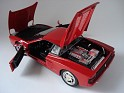 1:18 - Hot Wheels - Ferrari - F512M - 1992 - Red - Street - 1