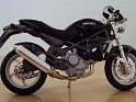 1:18 Maisto Ducati Monster S4 Black  Black. Uploaded by indexqwest