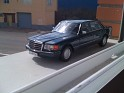 1:18 - Norev - Mercedes Benz - 560 SEL - 1991 - Grey Metallic - Street - 1