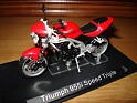 1:24 - IXO (Altaya) - Triumph - 955I Speed Triple - 1998 - Red - Naked - 0