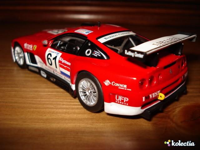143 Ixo Altaya Ferrari 575 Gtc 2004 Red Kolectia