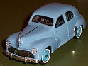 1:43 - Solido - Peugeot - 203 - 1954 - Blue - Street - 0