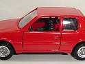 1:43 - Solido - Peugeot - 205 - 1988 - Red - Street - 0