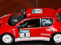 1:43 - Solido - Peugeot - 206 WRC - 2003 - Red - Competition - 0