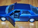 1:43 - Solido - Renault - 25 - 1988 - Blue - Street - 0