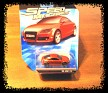 1:64 - Mattel - Hotwheels - 09 Audi TTS - 2009 - Red - Street - Speed machines - 1