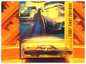 "1:64 - Mattel - Hotwheels - 64 ""Lincoln Continental - 2007 - Black - Street - First editions - 1"