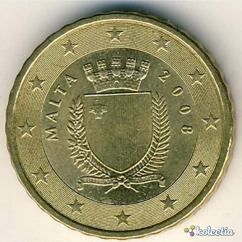 Malta 10 Cent Eur