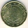 20 Euro Cent Belgium 1999 KM# 228. Uploaded by Granotius