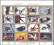 Ajman - 1972 - Sports - 1 R - Multicolor - Sport, Olympics - Michel 2717/32a - Winter Olympic Games - 0