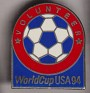 Football Worl Cup Usa 84  Metal United States  Metal