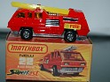 Matchbox Coche Superfast New Blaze Buster  Rojo. Subida por Mike-Bell