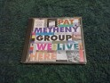Pat Metheny Group - We Live Here - Geffen - CD - United States - GEFD-24729 - 1995 - Jazz - 0