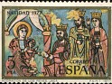 Spain - 1977 - Christmas - 5 PTA - Multicolor - Painting, King - Edifil 2446 - 0