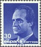 Spain - 1987 - Juan Carlos I - 30 PTA - Celebrity, King - Edifil 2879 Michel SPA 2762 - 0
