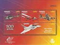 Spain - 2011 - 100 Years Spanish Military Aviation - 0,65 € - Multicolor - Spain, Aircraft, Aircraft - Edifil 4653 - Centennial of the Spanish military aviation - 0