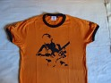 T-Shirt - Belgium - Spreadshirt - Orange - Mike, Oldfield, Guitar, Musician - 0